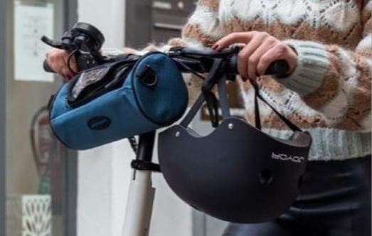Dodatna oprema za električni skiro